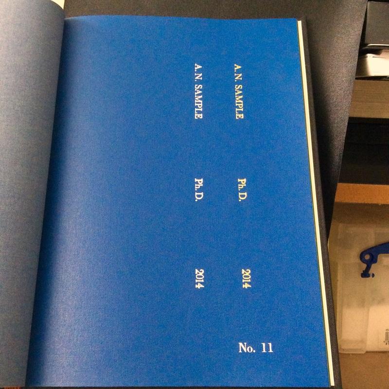 dissertation binding birmingham uk